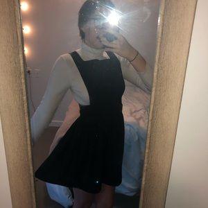 Topshop Apron Dress